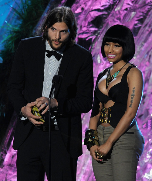 nicki minaj 2011 mtv movie awards. 2011 MTV Movie Awards - Show