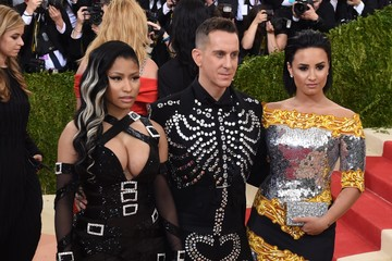 Nicki Minaj 'Manus x Machina: Fashion in an Age of Technology' Costume Institute Gala