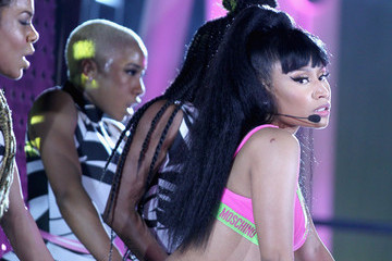 Nicki Minaj The iHeartRadio Summer Pool Party - Show