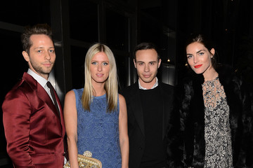 """Nicky Hilton Derek Blasberg Private Cocktail Party For The Restored """"Fellini Satyricon"""" Hosted By Dolce & Gabbana At The 50th New York Film Festival"""