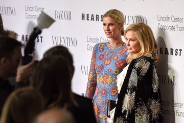 Nicky Hilton Kathy Hilton 'An Evening Honoring Valentino' Lincoln Center Corporate Fund Gala - Outside Arrivals