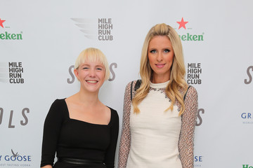 Nicky Hilton Guests Attend a SOLS Event in NYC