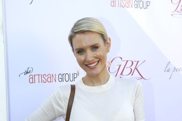Nicky Whelan GBK Pre Oscar Gift Lounge at La Peer Hotel - Friday
