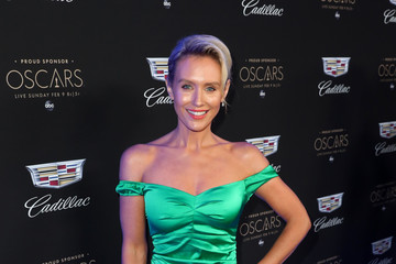 Nicky Whelan Cadillac Celebrates Oscar Week 2020