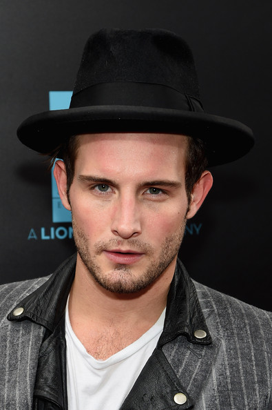 Nico Tortorella Actor Nico Tortorella attends the 'John Wick' New York