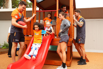 Nicola Barr GWS Giants Media Opportunity