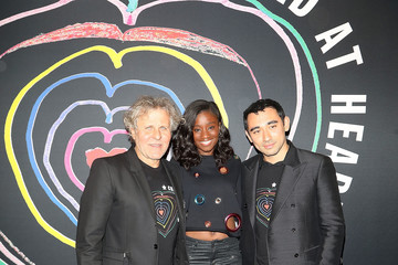 Nicola Formichetti Diesel Partners With Supermodel Naomi Campbell And Her Charity Fashion For Relief To Create CHILD AT HEART