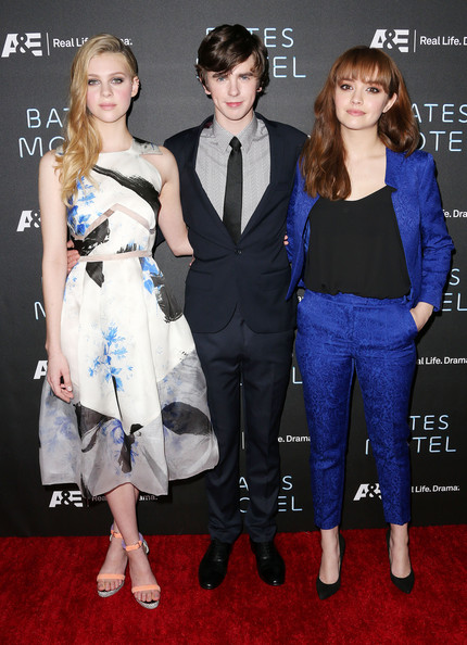 "Premiere of A&E Network's ""Bates Motel"" at the Soho House West"