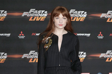 Nicola Roberts 'Fast & Furious Live' Premiere at The O2 Arena London