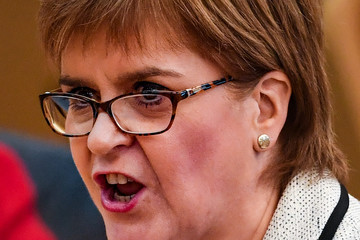 Nicola Sturgeon European Best Pictures Of The Day - November 15, 2018