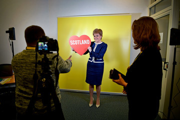 Nicola Sturgeon The Scottish National Party 2017 Spring Conference Day One