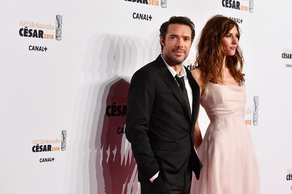 Red Carpet Arrivals - Cesar Film Awards 2018 At Le Fouquet's In Paris
