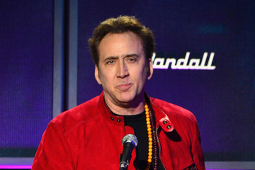 Nicolas Cage 6th Annual Revolver Golden Gods Award Show - Show