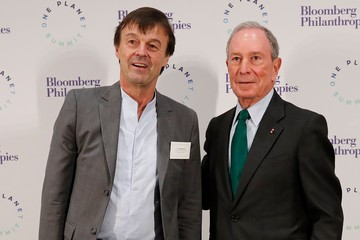 Nicolas Hulot Key Speakers at French Finance Ministry Climate Financing Summit