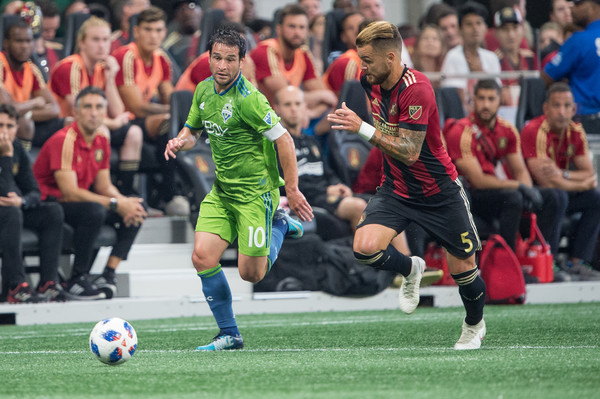 Seattle Sounders vs. Atlanta United