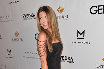 Nicole Andrews Celebs at the Genlux Magazine Release Party