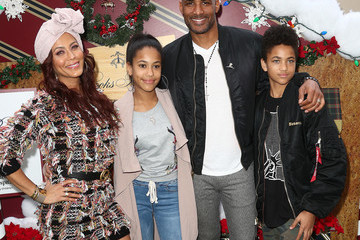 Nicole Ari Parker Brooks Brothers Hosts Annual Holiday Celebration In Los Angeles To Benefit St. Jude - Arrivals