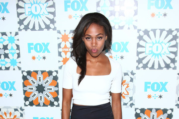 Nicole Beharie Arrivals at the Fox Summer TCA All-Star Party