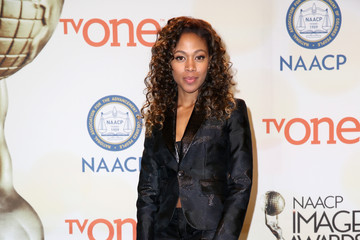 Nicole Beharie 46th NAACP Image Awards Presented By TV One - Press Room