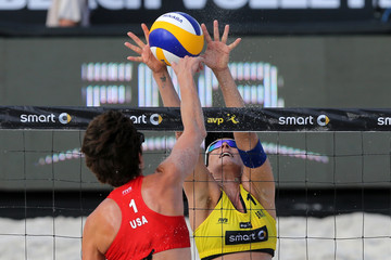 Nicole Branagh FIVB St Petersburg Grand Slam - Day 3