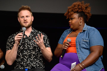 Nicole Byer Netflix's Queer Eye And GLSEN Event At NueuHouse Hollywood