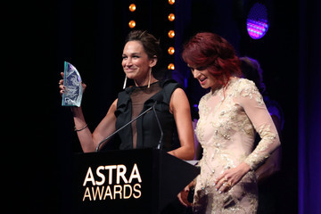 Nicole Da Silva 12th ASTRA Awards Show