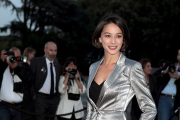 Nicole Grimaudo Celebs Attend 'One Night Only' in Rome