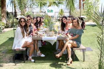Nicole Isaacs Coachella - Dole Packaged Foods Brunch