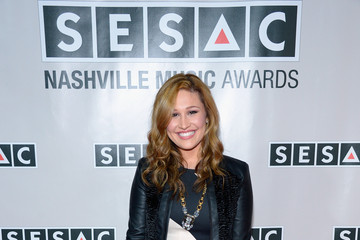 Nicole Johnson Arrivals at the SESAC Nashville Awards