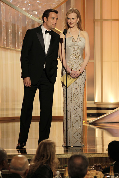Nicole Kidman - 69th Annual Golden Globe Awards - Show