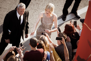 Nicole Kidman 'The Beguiled' Red Carpet Arrivals - The 70th Annual Cannes Film Festival