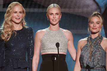 Nicole Kidman Charlize Theron 26th Annual Screen Actors Guild Awards - Social Ready Content