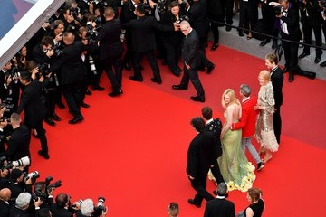 Nicole Kidman Elle Fanning 'How to Talk to Girls at Parties' Red Carpet Arrivals - The 70th Annual Cannes Film Festival