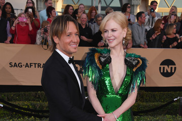 Nicole Kidman Keith Urban 23rd Annual Screen Actors Guild Awards - Arrivals