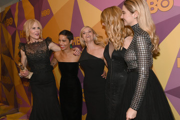 Nicole Kidman Reese Witherspoon HBO's Official Golden Globe Awards After Party - Red Carpet