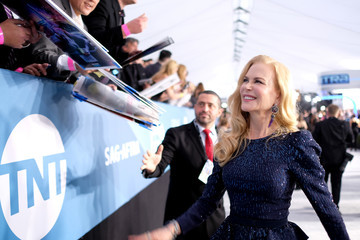 Nicole Kidman 26th Annual Screen Actors Guild Awards - Inside