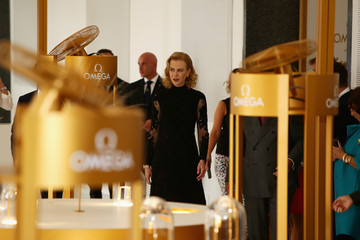 Nicole Kidman OMEGA 'Her Time' Exhibition Opening