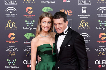 Nicole Kimpel Goya Cinema Awards 2020 - Red Carpet