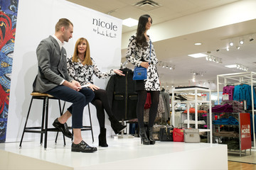 Nicole Miller Nicole Miller Teams Up with JCPenney