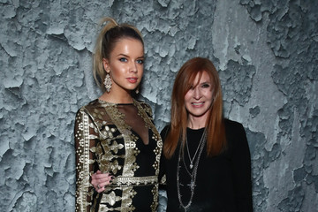 Nicole Miller Nicole Miller - Front Row - February 2017 - New York Fashion Week: The Shows