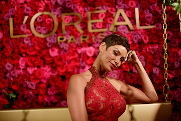 Nicole Mitchell Murphy Entertainment Weekly And L'Oreal Paris Hosts The 2018 Pre-Emmy Party - Inside