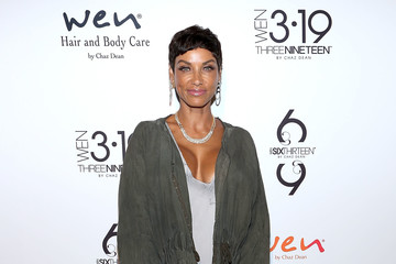 Nicole Murphy Chaz Dean Summer Party 2017 Benefiting Love Is Louder