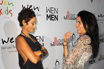 Nicole Murphy Chaz Dean's Summer Party Benefiting Love Is Louder
