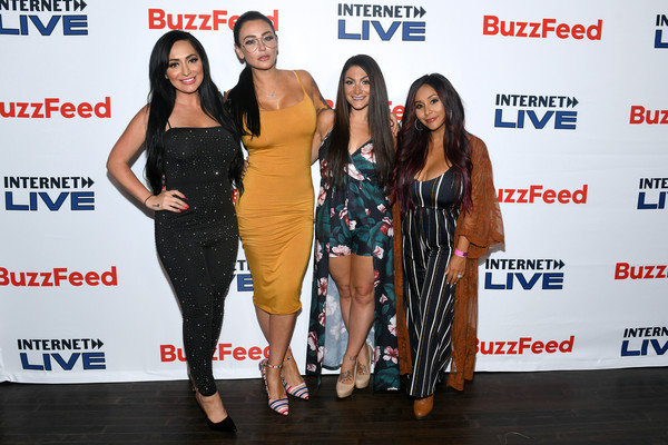 Nicole Polizzi and Angelina Pivarnick Photos Photos