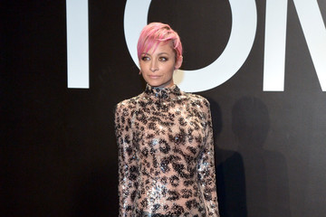 Nicole Richie Tom Ford Presents His Autumn/Winter 2015 Womenswear Collection At Milk Studios In Los Angeles - Red Carpet