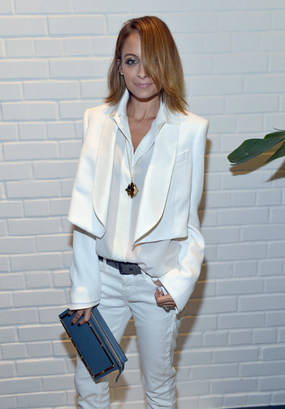 Nicole Richie - Stars at the Chloe LA Fashion Show and Dinner