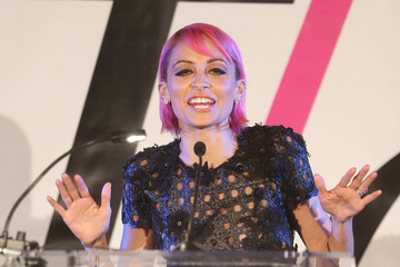"Nicole Richie The DAILY FRONT ROW ""Fashion Los Angeles Awards"" - Show"