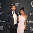 Nicole Scherzinger The 2020 InStyle And Warner Bros. 77th Annual Golden Globe Awards Post-Party - Red Carpet