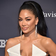 Nicole Scherzinger Pre-GRAMMY Gala and GRAMMY Salute to Industry Icons Honoring Sean