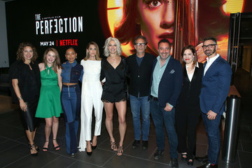 Nicole Snyder Netflix L.A. Special Screening Of 'THE PERFECTION'